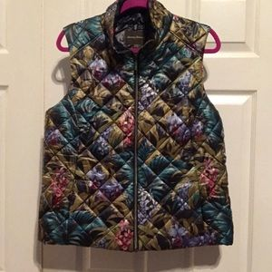 Tommy Bahama quilted vest
